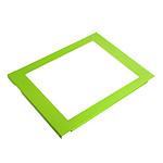 BitFenix Panneau latéral fenêtre Vert Prodigy M (micro-ATX)