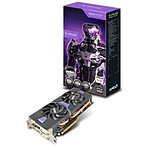 Sapphire Radeon R9 285 Dual X OC - 2 Go