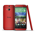 HTC One M8 (rouge)