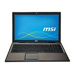 MSI CX61 2PC-1423XFR - i5 - 500 Go - 820M - Sans OS