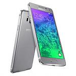 Samsung Galaxy Alpha (argent)