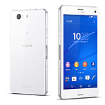 Sony Mobile Xperia Z3 compact (blanc)