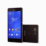 Sony Mobile Xperia Z3 compact (noir)