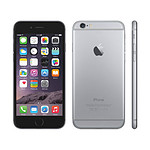Apple iPhone 6 (gris sidéral) - 16 Go