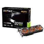 Zotac GeForce GTX 980 AMP Edition - 4 Go