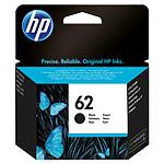 HP Cartouche d'encre n°62 (C2P04AE) - Noir