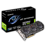 Gigabyte GeForce GTX 980 Gaming WindForce 3X - 4 Go