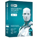 ESET Multi-Device Security (1 an, 3 postes)
