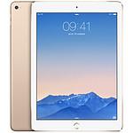 Apple iPad Air 2 - Wi-Fi + Cellular - 128Go (Or)