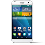 Huawei Ascend G7 (argent)