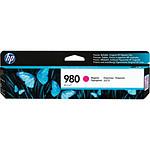 HP Cartouche d'encre n°980A (D8J08A) - Magenta