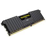Corsair Vengeance LPX Black DDR4 4 x 4 Go 2133 MHz CAS 15