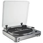 Audio-Technica Platine disque vinyle AT-LP60-USB