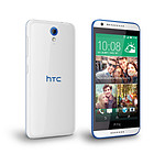 HTC Desire 620 (blanc/bleu)