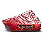 G.Skill Ripjaws 4 Red  DDR4 8 x 8 Go 2133 MHz CAS 15