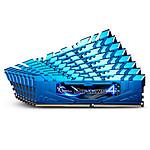 G.Skill Ripjaws 4 Blue DDR4 8 x 4 Go 3000 MHz CAS 15