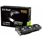 Zotac GeForce GTX 970 AMP! Extreme Core Edition - 4 Go