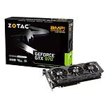 Zotac GeForce GTX 970 AMP! OMEGA Core Edition - 4 Go
