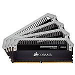 Corsair Dominator Platinum DDR4 4 x 4 Go 3000 MHz CAS 15