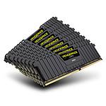 Corsair Vengeance LPX Black DDR4 8 x 8 Go 2400 MHz CAS 14