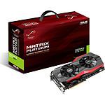 Asus GeForce GTX 980 ROG Matrix - 4 Go