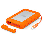 LaCie Rugged USB 3.0 / Thunderbolt SSD - 250 Go