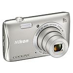Nikon Coolpix S3700 Argent