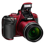Nikon Coolpix P610 Rouge