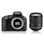 Nikon D5500 + AF-S DX 18-105 mm VR