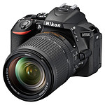 Nikon D5500 + AF-S DX 18-140 mm VR