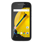 Motorola Moto E - 4G (noir)