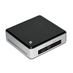 Intel NUC Core i5 Broadwell NUC5i5RYK - Baie SSD M.2