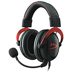 HyperX Cloud II - Rouge