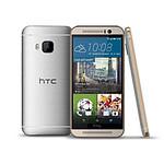 HTC One M9 (silver)