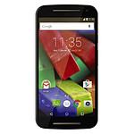 Motorola Moto G - 4G LTE 2ème génération (noir)