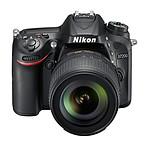 Nikon D7200 + AF-S DX 18-105 VR