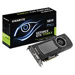 Gigabyte GeForce GTX Titan X - 12 Go