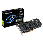 Gigabyte GeForce GTX 960 WindForce 2 OC - 4 Go