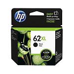 HP Cartouche d'encre n°62XL (C2P05AE) - Noir