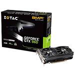 Zotac GeForce GTX 960 AMP! - 4 Go
