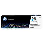 HP Toner d'encre n°201A (CF401A) - Cyan