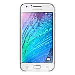 Samsung Galaxy J1 (blanc)