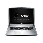 MSI PE70 2QE-213FR - i7 - 8 Go - 1 To - GTX 960M