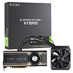 EVGA GeForce GTX 980 Ti Hybrid Gaming - 6 Go
