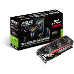 Asus GeForce GTX 980 Ti STRIX DC3 OC - 6 Go