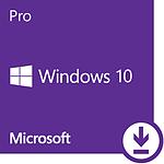 Microsoft Windows 10 PRO 64 bits (oem)