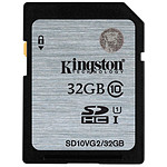 Kingston SDHC 32 Go (45Mo/s)