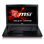 MSI GE72 2QF-218FR - i7 - SSD - 970M - Windows 10