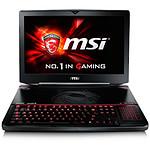 MSI GT80 2QE-422FR - i7 - SSD - GTX 980M - Windows 10