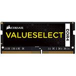 Corsair ValueSelect SO-DIMM DDR4 8 Go 2400 MHz CAS 16